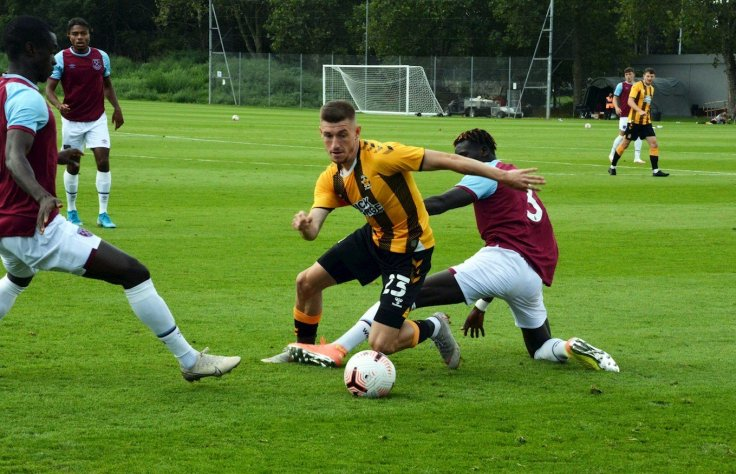 Knowles vs WHU PSF 2